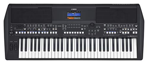 YAMAHA Digital Keyboard PSR-SX 600