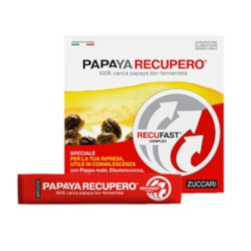 ZUCCARI Papaya Recupero, 49 Ml