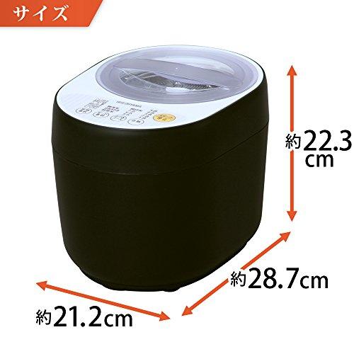 『アイリスオーヤマ 精米機 銘柄純白づき RCI-A5-B』のトップ画像