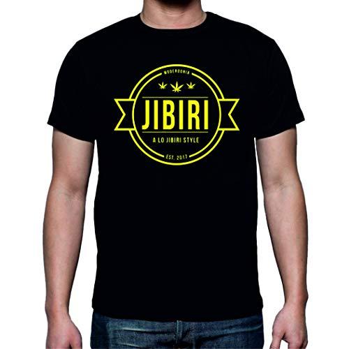 The Fan Tee Camiseta de Hombre Moderdonia 002 M
