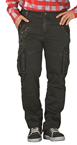 Planam 3011 Casual Mountain, Cargohose anthrazit (60)