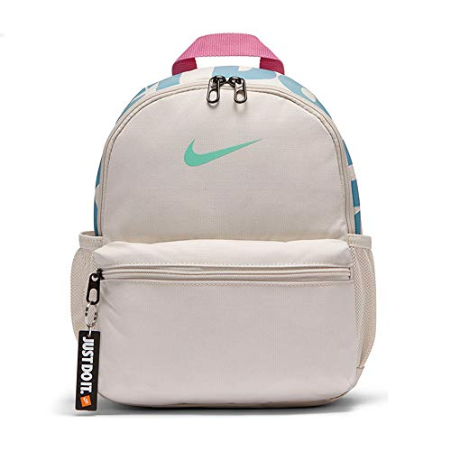 Nike Unisex_Adult Brasilia JDI School Backpacks, White, One Size