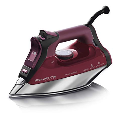 Rowenta DW8193U5 Iron, Standard, Red