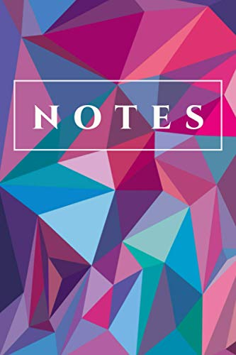 Notes: Dot Grid Journal/ Notebook (6x9 inches) with 120 pages