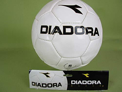 Brandloyality Fußball Match Größe 5 schwarz/weiß PU-Leder