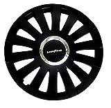 Auto Radzierblenden Radkappen Radzierblenden Set Reno 4 er Set, 40,64 cm (16 Zoll) schwarz