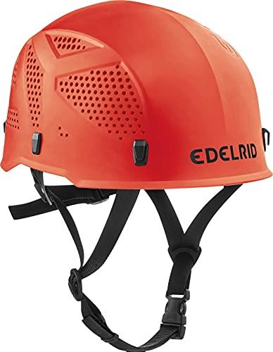 EDELRID Ultralight III Casque d escalade Rouge