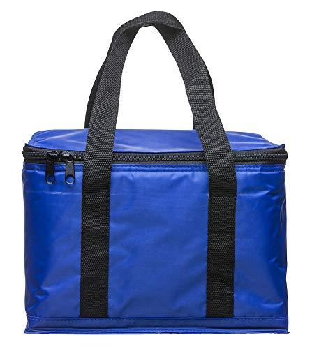 Sagaform Holiday Kühltasche, klein, Blau