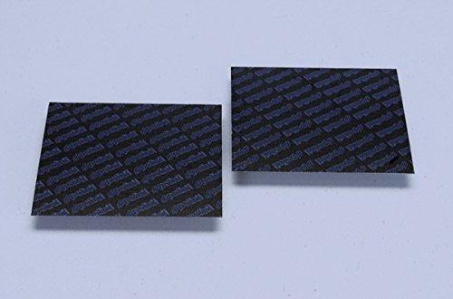 POLINI - Pln2130600 : Láminas De Carbono Para Recortar 110X100 Esp.0,30 (2130600)