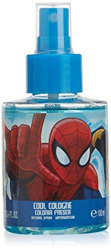 Spiderman Coffret pour enfant Eau Fraîche Parfumée 100 ml + Tirelire 3D