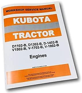 kubota v1702 engine parts manual