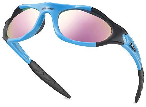 X-Loop  envoltorio Hombres de béisbol deporte ciclismo running gafas de sol