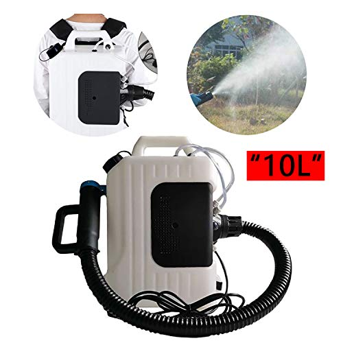 10L Electric Intelligent ULV Fogger/Sprayer/Atomizer Backpack Machine Home Ultra Capacity Spray Machine Distance 8-10 Meters 7-10day Delivery