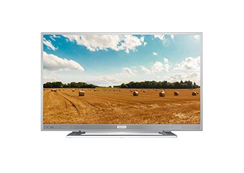 Grundig GFS 5620 55 cm (21,5 Zoll) Fernseher (Full HD, HD Triple Tuner) silber