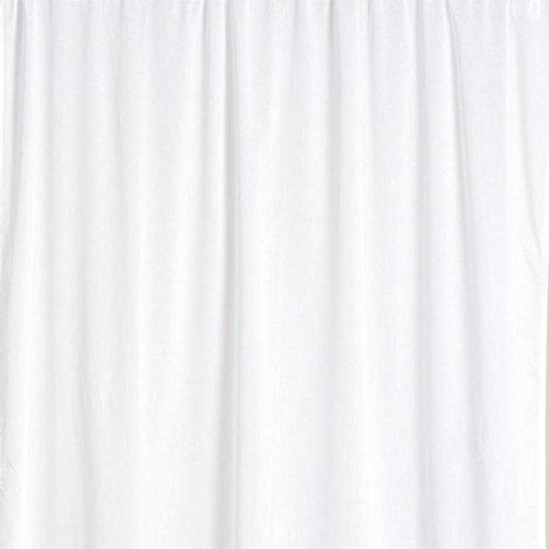 Emma Barclay Paire de Rideaux occultants Thermiques Blanc 66 x 90 cm
