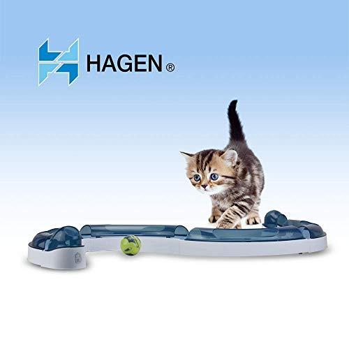 Catit 50730 Senses Spielschiene für Katzen - 3