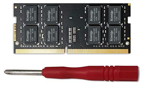 Kimtigo DDR4 8GB Laptop Ram 2666MHz PC4-21300 Unbuffered SODIMM Notebook Computer Memory 260Pin 1x8GB (8GB)
