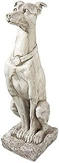 greyhound sculptures garden
