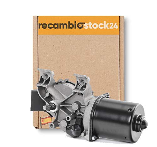 RS24 - RecambioStock24 Motor Limpiaparabrisas delantero para Clio III - 7701061590