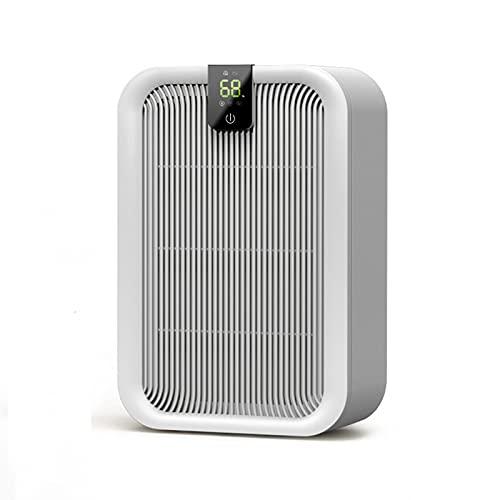 Deumidificatore 2.2L Modalità di sonno per la casa Ultra-Tranquillo Risparmio energetico è molto adatto per la camera da letto Guardaroba