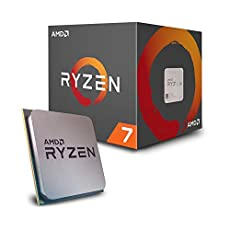 Image of the product AMD Ryzen 7 2700 8 Core that is listed on the catalogue brand of AMD.