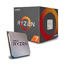 Image of AMD Ryzen 7 2700. Brand catalog list of AMD.