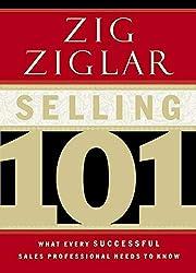 Books By Zig Ziglar - Selling 101