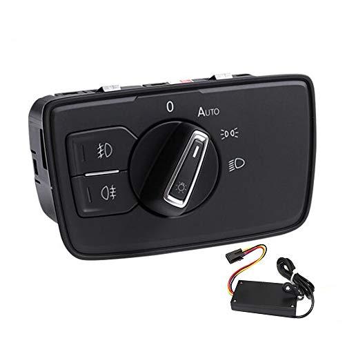 Interruptor de ventana auto faro interruptor módulo ajuste para VW Polo Jetta ajuste para VW Passat B8 B9 ajuste para Audi A3