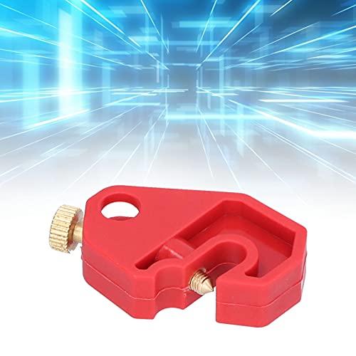 Cerradura de seguridad eléctrica, superficie lisa Material de nailon PA -57 ℃...