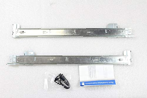 Price comparison product image NEW IN BOX Dell PowerEdge R520 R720 R720XD R820 2U Sliding Ready Rail Kit H4X6X (Renewed)