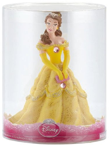 12737 - BULLYLAND - Walt Disney La Belle et la Bête - Coffret Cadeau Figurine Belle