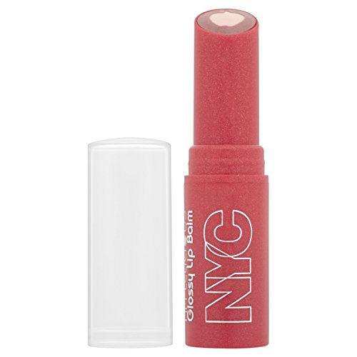 NYC Applelicious Glossy Lip Balm - Caramel Apple