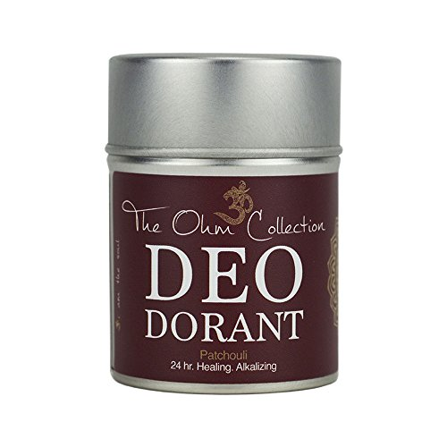 The Ohm Collection Deo Dorant Patchouli 120g