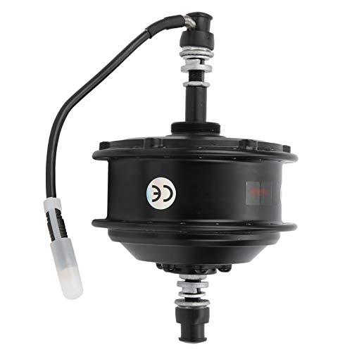 Asixxsix Motor de Cubo de Engranaje, Motor de Cubo de Rueda, Velocidad de metal-25 km/h 48 V 250 W sin escobillas de Alta Resistencia para Scooter eléctrico(Backdrive)