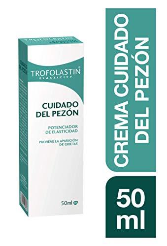 Trofolastín - Crema cuidado del pezón, previene la aparición de grietas - 50 ml