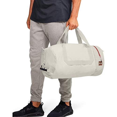 Under Armour Unisex's Roland Backpack Bag, Summit White (110)/White, One size