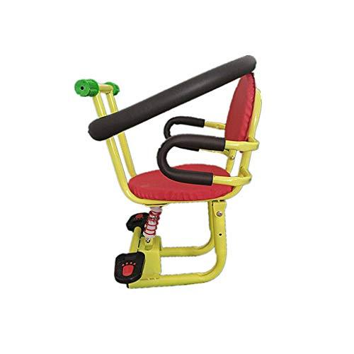 WAJJ veiligheidszitje voor kinderen, elektrische auto, vooraan, motorfietsaccu