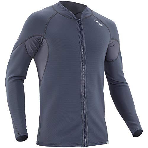 NRS Men's HydroSkin 0.5 Jacket-DarkShadow-XL