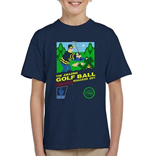 Happy Gilmore Amazing Golf Ball Whacker Guy The Video GameKid's T-Shirt