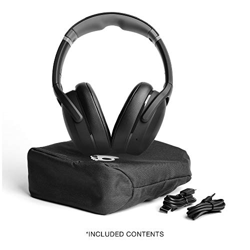 Skullcandy Crusher Evo carrying pouch and cables
