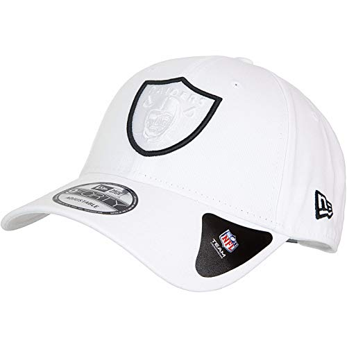 New Era Las Vegas Raiders NFL 9Forty - Gorra Blanco Talla única