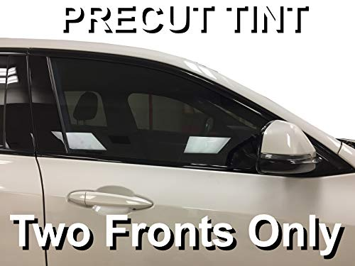 LEXEN 2Ply Ceramic Two Front Windows Precut Tint Kit - High Heat Reduction