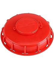 Nimoa Tapa del Tanque - Agua Almacenamiento de líquidos IBC Instalación del Tanque Cubierta de plástico Tapa Tapa Adaptador 163 mm(Escribe un)