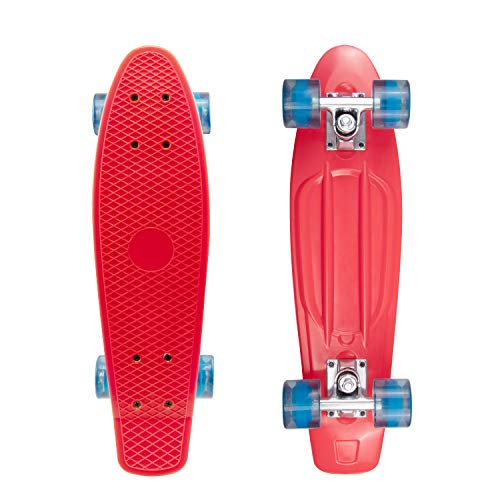 ohderii 22 Inch Mini Cruiser Skateboard