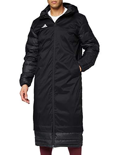 adidas Herren JKT18 WINT Coat Sport Jacket, Black/White, M