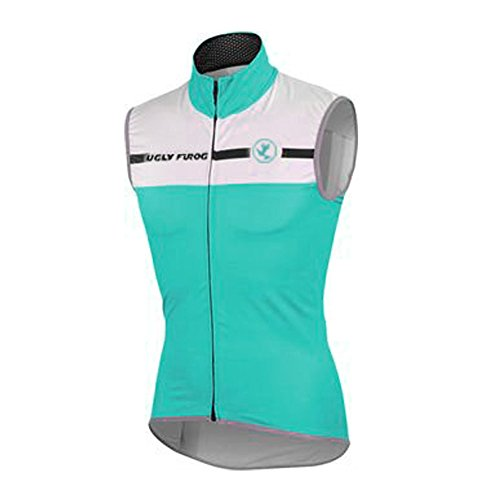 Uglyfrog Ciclismo Hombres Sleeveless Maillots de Bicicleta Chaquetas Sports Wear Mountain Bike Cycling Vest