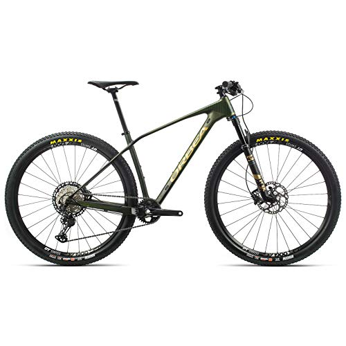 Orbea Unisex Fahrrad Alma M25 M Mountainbike Hardtail, 12 Gang, 44,5 cm, 29