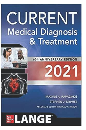 Compare Textbook Prices for Medical Diagnosis and Treatment  ISBN 9798513302889 by Papadakis, Maxine