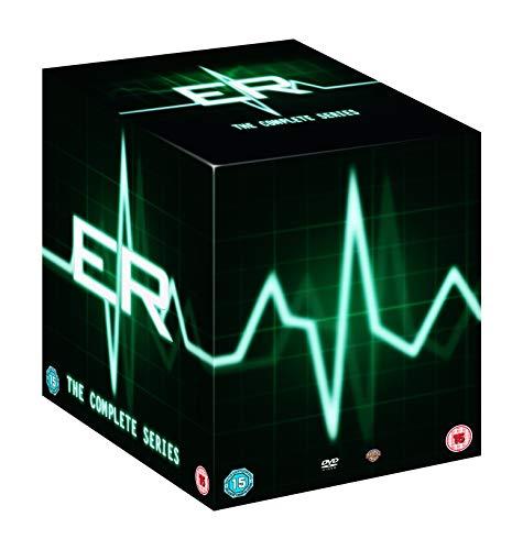 Er Complete Collection Seasons 1 To 15 [Edizione: Regno Unito] [Edizione: Regno Unito]