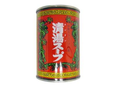 キリン協和フーズ 清湯スープ 4号缶